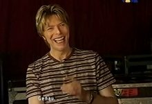 David Bowie Interview – E-werk, Cologne (Viva TV, August 9th 2002)