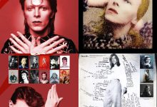 Competition! Win one of 3 sets of both official David Bowie 2019 calendars