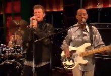 David Bowie – Under Pressure (Live, Dutch TV, 1996)