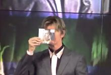 David Bowie, Heathen Launch – HMV signing, London, 9th September 2002