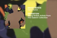 David Bowie narrates the audio tour of the Brooklyn Museum of Art's presentation of SENSATION – GARY HUME Vicious (1994)