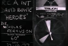 "David Bowie – ""Heroes"" LP Advert (1977) 60 Second Version"