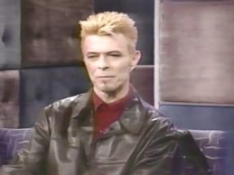 David Bowie on Conan O'Brien, Interview & Dead Man Walking and I'm Afraid of Americans (November '97)