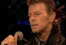 David Bowie – Hallo Spaceboy (Live, Dutch TV, 1996)