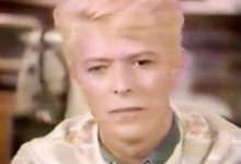 David Bowie – Friday Night Videos (US TV, 11 04 83)