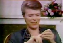 David Bowie, NBC Today Show Interview (September 1985)