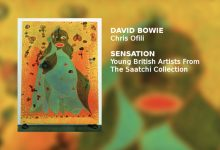 David Bowie narrates the audio tour of the Brooklyn Museum of Art's presentation of SENSATION – CHRIS OFILI The Holy Virgin Mary (1996)