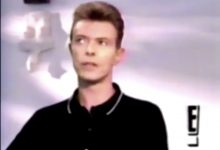 David Bowie (E! Extreme Close UP USA TV Interview 1993)