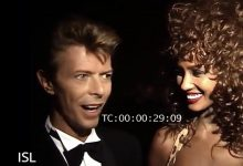 David Bowie & Iman, Bulgari Soire, Palace of Versailles (Paris 17th September 1991)