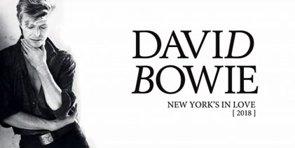 David Bowie – New York's In Love (2018)