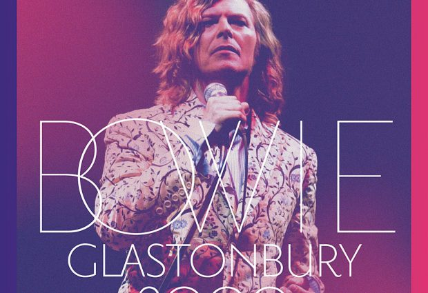 David Bowie's legendary Glastonbury 2000 performance released for the first time on November 30th!