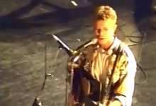 Tin Machine Live in Brussels, Belgium (1991)