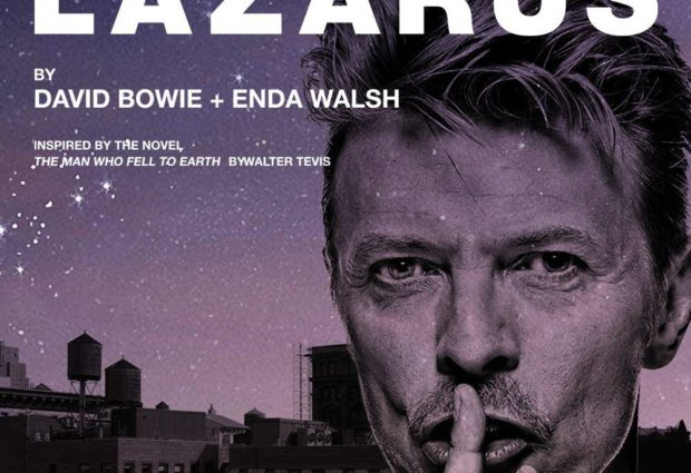 David Bowie's Lazarus musical coming to Melbourne, Australia in May 2019