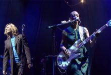 Gail Ann Dorsey remembers Glastonbury 2000