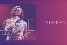 David Bowie – Starman, Live at Glastonbury 2000 (Official Audio)