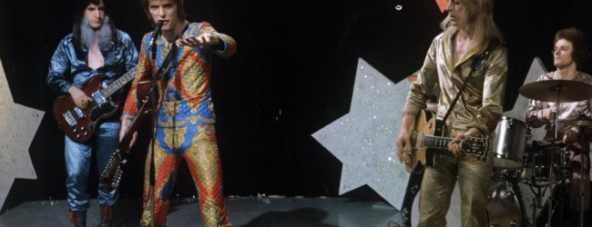 David Bowie's Lift Off with Ayshea performance unearthed!