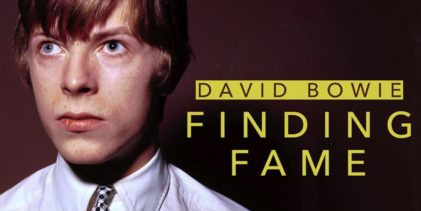 David Bowie: Finding Fame opening sequence (BBC, 2019)
