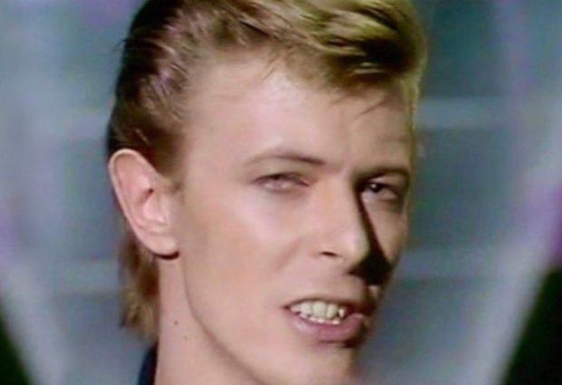 David Bowie – Boys Keep Swinging,  The Kenny Everett Show, April 23, 1979 (Nacho 2019 upgrade)